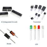 komponen elektronika,komponen elektronika non smd