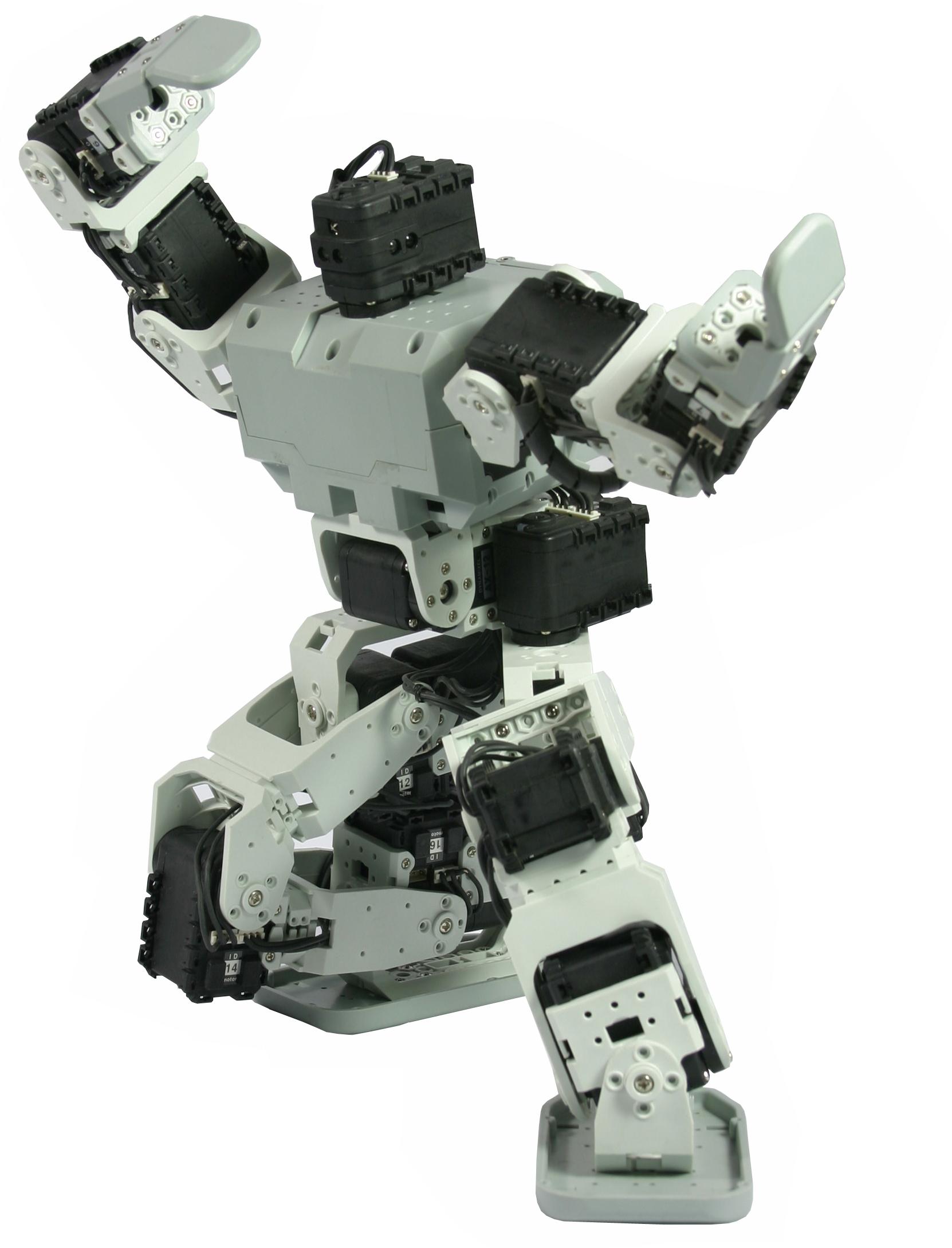 Mengenal Robot Dan Karakteristiknya