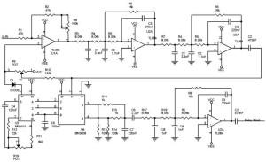 Rangkaian Delay Accoustic Field Generator