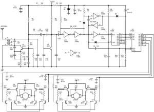 Rangkaian Penerima Radio Control