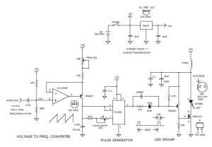 Konverter Sinyal Suara Menjadi Frekuensi Infra Merah