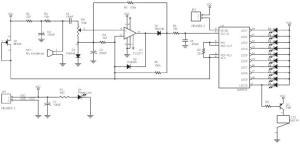 Rangkaian Detektor Taraf Kebisingan Suara