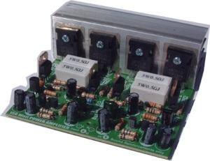 Kit Power Amplifier OCL 150 Watt