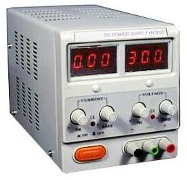 Power Supply Variable Simetris