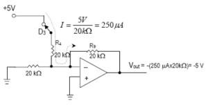 Rangkaian Ekivalen R/2R Ladder DAC