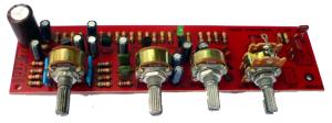 Tone Control 4 Transistor