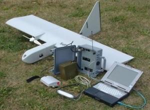 Unmanned Aerial Vehicle (UAV) Dragon Eye