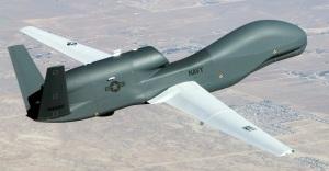 Unmanned Aerial Vehicle (UAV) Global Hawk