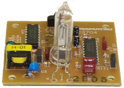 Sensor Cahaya Ultraviolet UVtron