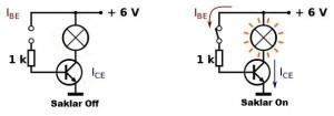 Cara Test Transistor