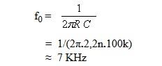 frekuensi yang dilewatkan oleh LPF