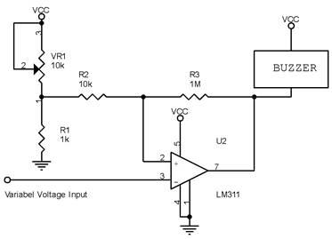 Rangkaian Pengganti Voltmeter