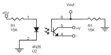Diode-Diode Optocoupler