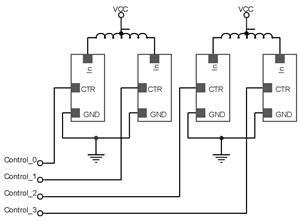 Kontrol Pada Unipolar Permanent Magnet Motor