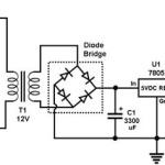 Power Supply Dengan Travo,transformer power supply
