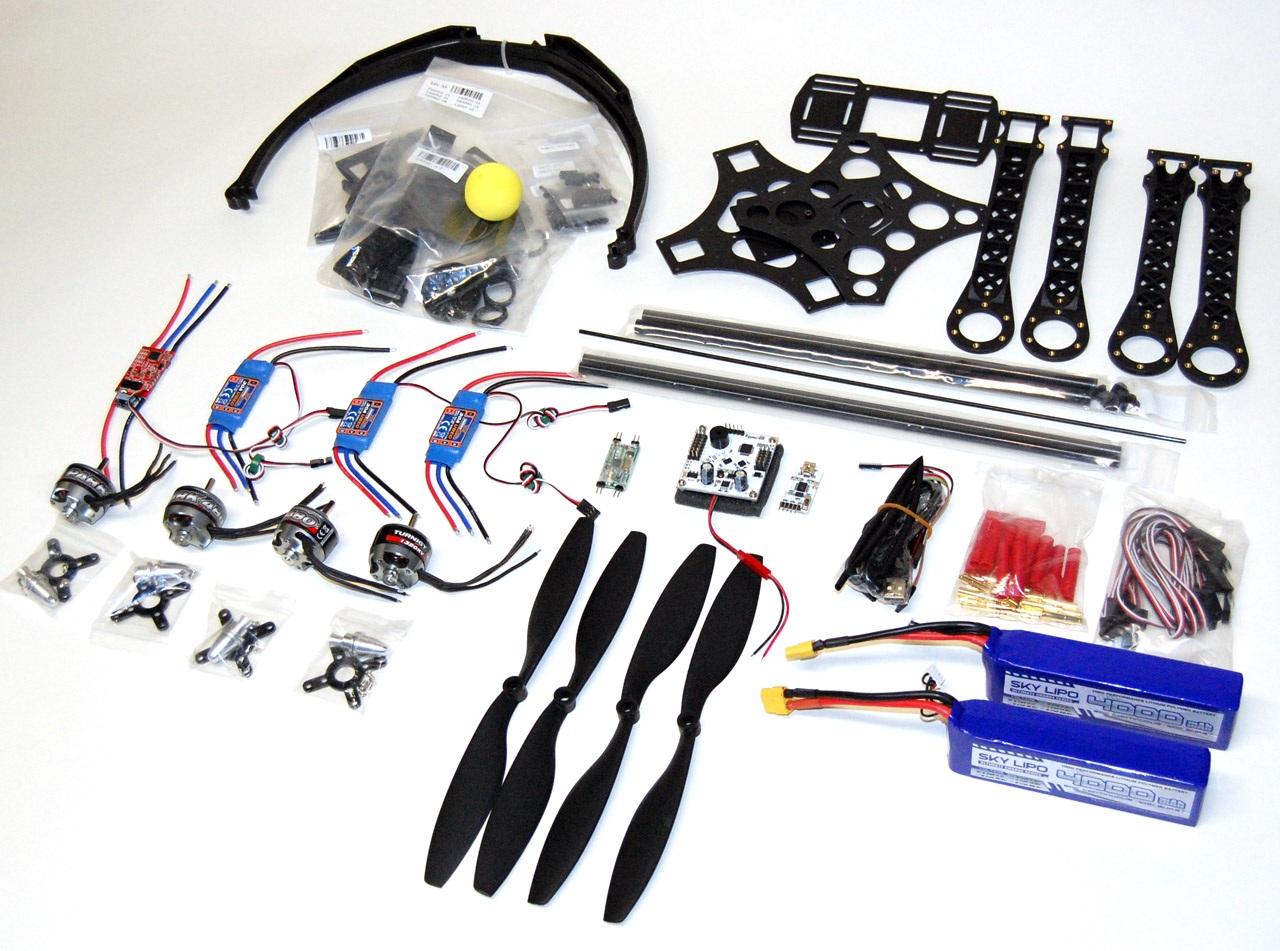 Komponen Quadcopter